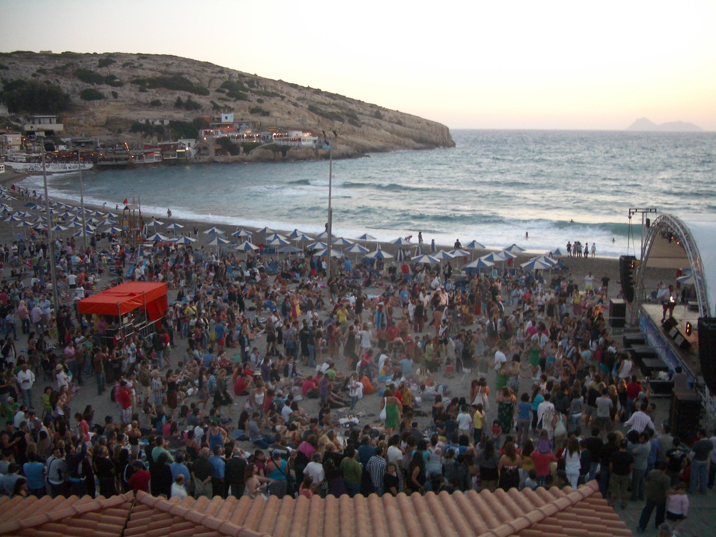 matala_festival_2011_oldhippie_lightmaster_buehne_1